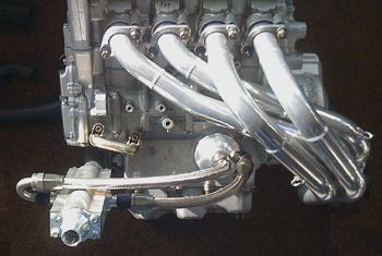 600 Oil cooler | FTZ Racing